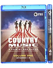 Country Music A Film by Ken Burns [Blu-ray]