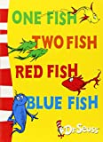 One Fish, Two Fish, Red Fish, Blue Fish: Blue Back Book (Dr. Seuss - Blue Back Book) (Dr. Seuss Blue Back Books)