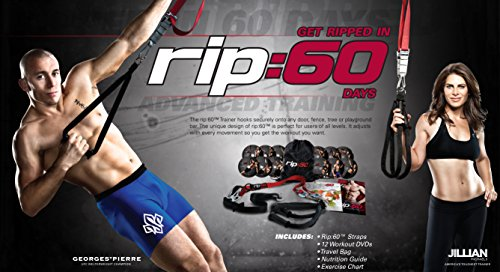 rip:60 Home Gym and Fitness DVDs