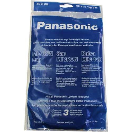Panasonic MC UG773 MC UG775 Upright MC V155M