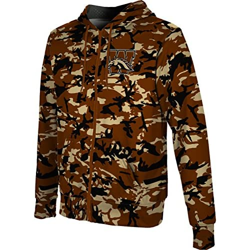 ProSphere Western Michigan University Boys' Fullzip Hoodie - Camo big discount