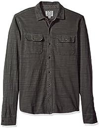 Lucky Brand Men's Jersey Work Shirt