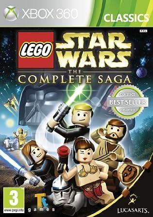 LEGO Star Wars: The Complete Saga (Xbox 360) [Xbox 360] - Game [Importación Inglesa]: Amazon.es: Videojuegos