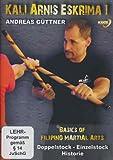 Basics of Filipino Martial Arts - Kali Arnis Eskrima 1