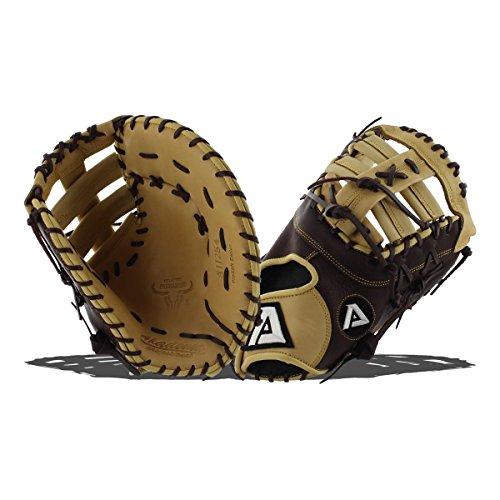 - Akadema AJJ-254 ProSoft Series 12.5 Inch Baseball First Base Mitt