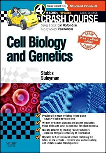 Crash course cell biology and genetics updated print ebook edition crash course cell biology and genetics updated print ebook edition 4th edition fandeluxe Image collections