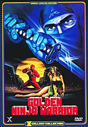 Golden Ninja Warrior - Uncut/X-Cellent Collection Nr. 15 ...