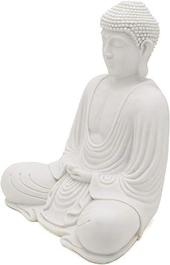 Serene Meditating Buddha Statue