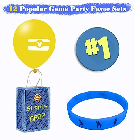 12 Sets Supplies Balloons Bracelets product image