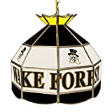 NCAA Wake Forest University Tiffany Gameroom Lamp, 16''