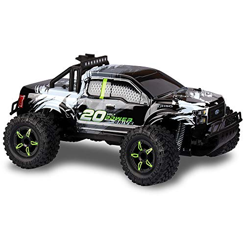 Kid Galaxy 20V Rechargable Battery high Speed F150 Truck Platimum Version