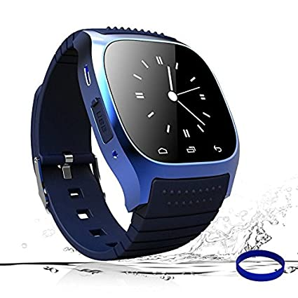 Smart Watch Bluetooth Smartwatch Smart Wrist Phone Watch Touch Screen Fitness Tracker Pedometer Sleep Monitor Sport Watch for All Android Phones ...