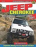 Jeep Cherokee Performance Upgrades 1984-2001