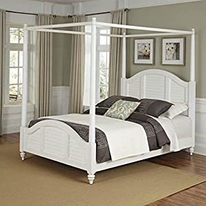 6. Bermuda Canopy Bed