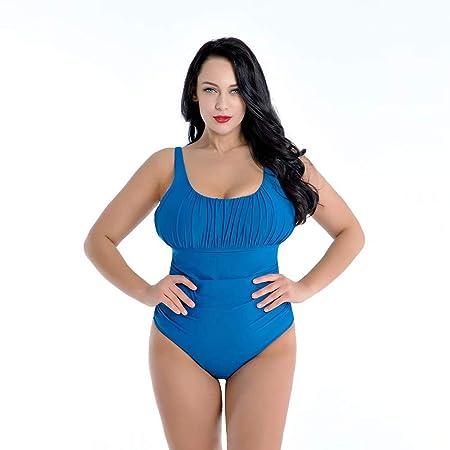 Bikini 2019 Nuevo Tamaño Grande Caliente Más Gordo Color ...