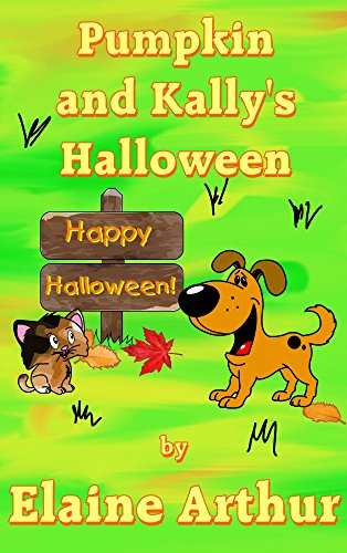 Pumpkin and Kally's Halloween (The -