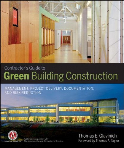 Contractor's Guide to Green Building Construction: Management, Project Delivery, Documentation, and Risk Reduction by Wiley (Image #2)