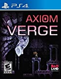Axiom Verge: Standard Edition - PlayStation 4