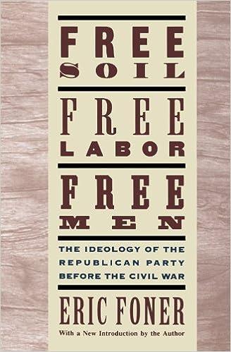 Amazon free soil free labor free men the ideology of the amazon free soil free labor free men the ideology of the republican party before the civil war 9780195094978 eric foner books fandeluxe Gallery