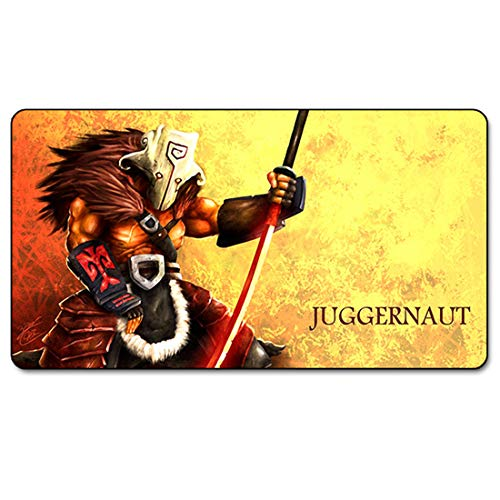 Dota 2 Defense of The Ancients Mouse Pad Mat Large Desktop Anime Game Computer Desk Mat (03, 750 x 400 x 3mm/29.52 x 15.74 x 0.11 inch)