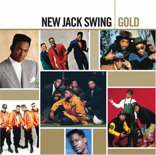 Gold - New Jack Swing [2 CD]