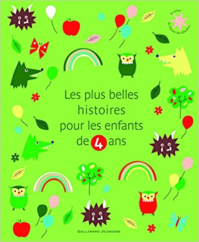 Livres Les plus belles histoires pour les enfants de 4 ans pdf, epub