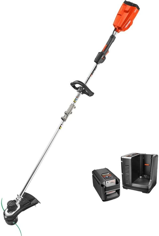 ECHO 2 AH Cordless String Trimmer - Best Adjustable Product