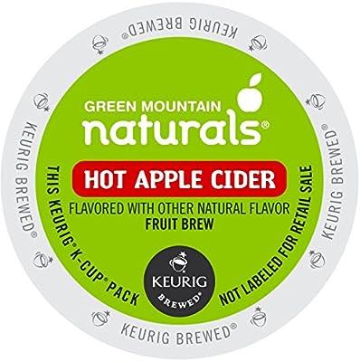 Green Mountain Naturals Keurig K-Cups, 72 Count