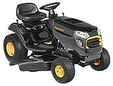 Poulan Pro PP17G42 Gas Riding Mower, Black
