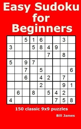 Download Easy Sudoku for Beginners: 150 classic 9x9 puzzles