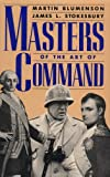 Book cover for Masters Of The Art Of Command