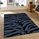 Allstar 8 X 11 Blue Modern Skin Design Area Rug (7′ 9″ X 10′ 5″) Review