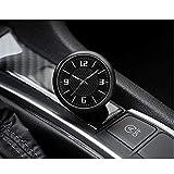 COSMOSS Car Dashboard Analog Quartz Round Clock