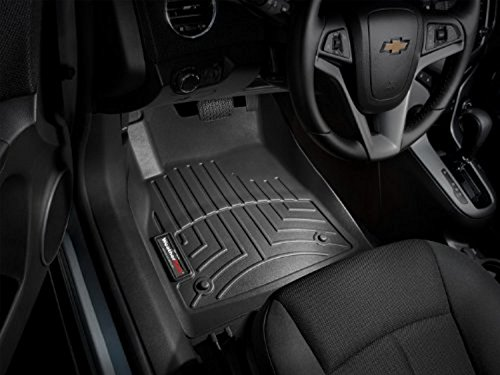 Husky Liners Fits 2011-15 Chevrolet Cruze 2016 Chevrolet Cruze Limited Weatherbeater Front /& 2nd Seat Floor Mats