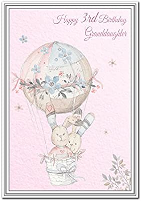92762f8ff Birthday Cards For Kids - Birthday Cards For 3 Year Old Granddaughter