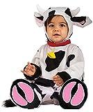 Rubie's Costume Cuddly Jungle Mr. Moo Cow Romper Costume