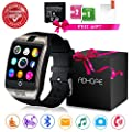 Adhope Bluetooth Smart Watch with Camera