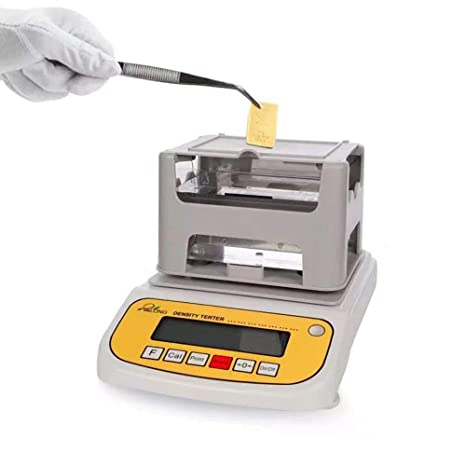 Digital Electronic Precious Metal Gold Purity Analyser Meter Density Tester Karat Detector/Gold Purity Tester Gold Density Tester (DX-300k) - - Amazon.com