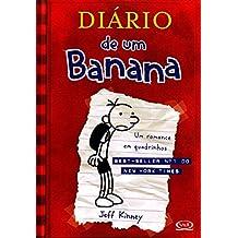 Diário de Um Banana. Romance Quadrinhos - Volume 1