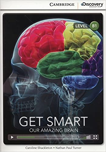 Get Smart Our Amazing Brain Intermediate Book With Online Access