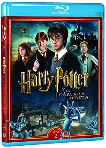 Harry Potter Y La Cámara Secreta. Nueva Carátula Blu-Ray Blu-ray ...