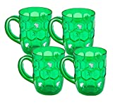 Gift Boutique St. Patrick's Day Beer Mugs, Set of 4 Cups