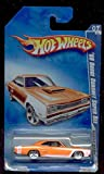 Hot Wheels 2009-083/190 Muscle Mania 07/10 '69 Dodge Coronet Super Bee 1:64 Scale