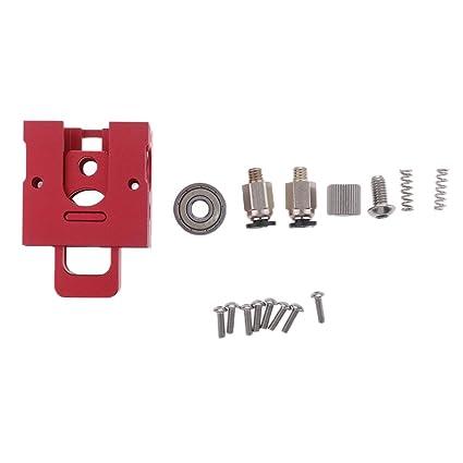 D DOLITY Extrusora Partes Recoge 3D Impresora para Bulldog Metal J ...