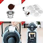 Konesky-Caffe-in-capsule-riutilizzabile-capsule-in-acciaio-inox-2-pezzi-caffe-in-polvere-filtro-per-macchina-da-caffe-Nespresso-con-100-film-di-tenuta-foglio