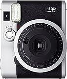 Fujifilm Instax Mini 90 Neo Classic Instant Film Camera - International Version (No Warranty)