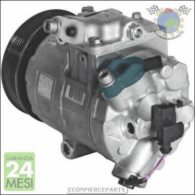 B28 Compresor Aire Acondicionado SIDAT Seat Ibiza IV Diesel 20: Amazon.es: Coche y moto