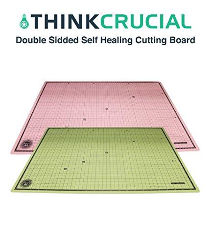 Durable 24x18 Self Healing Reversible Cutting Mat, by ...