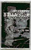 Belladonna ~ Spells Of Fear (Original 1998 DeRock Records 9015 CASSETTE Tape NEW Factory Sealed in the Original Shrinkwrap ~ Features 13 Tracks ~ See Seller's Description For Track Listing)