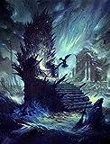 Mundo de hielo y fuego,El (rústica) (Gigamesh Ilustrado)